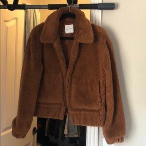 Thread & Supply Teddy Jacket